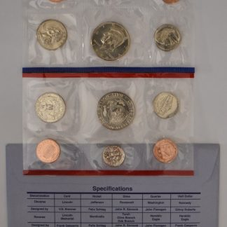 icoins50.com-1998 Mint Set