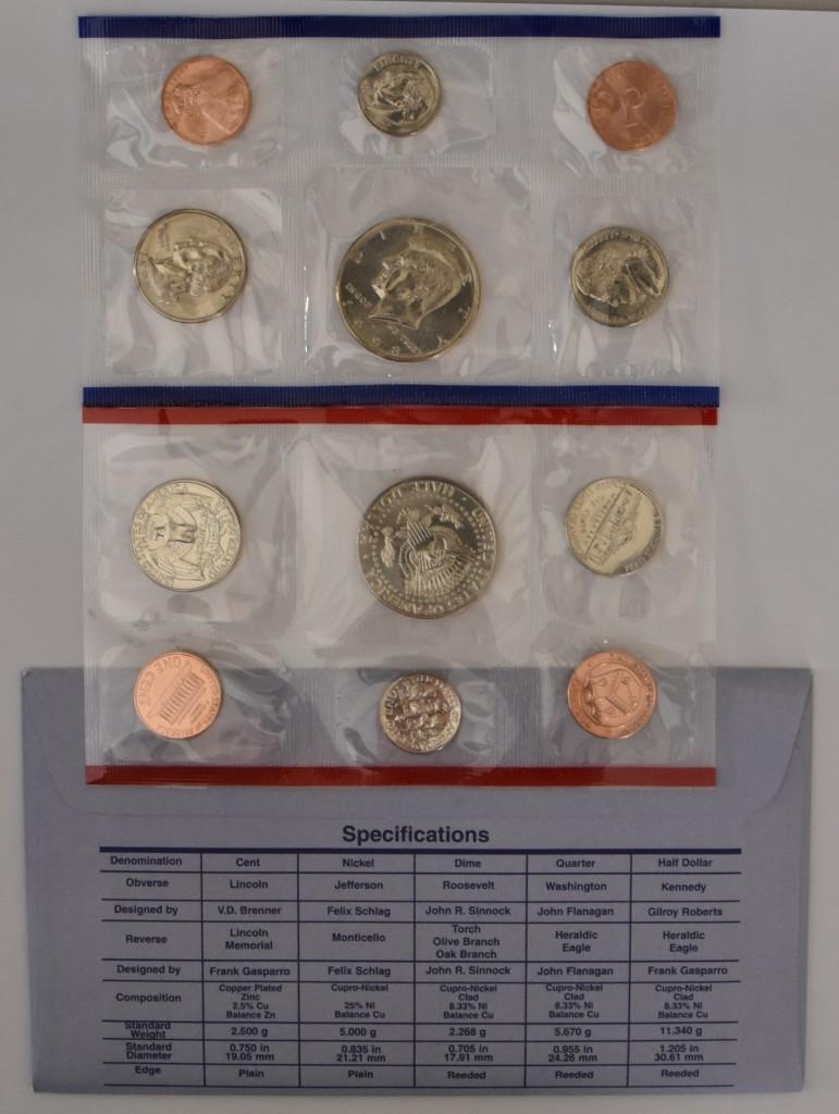 icoins50.com-1998 US Mint Set