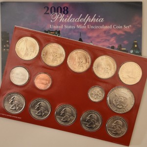iCoins50.com-2008 Mint Set