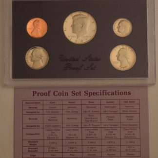 icoins50.com-1987 US Proof Set