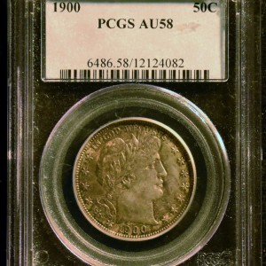 COINS: PCGS GRADED