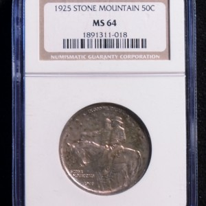 COINS: NGC GRADED