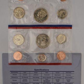 icoins50.com-1998 Mint Set